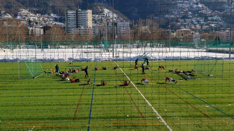 Lugano, i 19 convocati per Thun