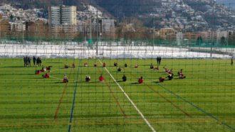 Lugano, tattica difensiva di mezzogiorno