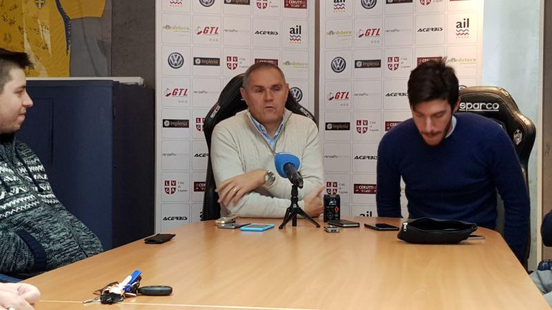 """Lugano, Tami: """"Domani meritiamo tutti i tre punti"""""""