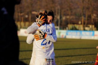 Debutto in Serie A per Francesca Zanzi con la maglia del Brescia