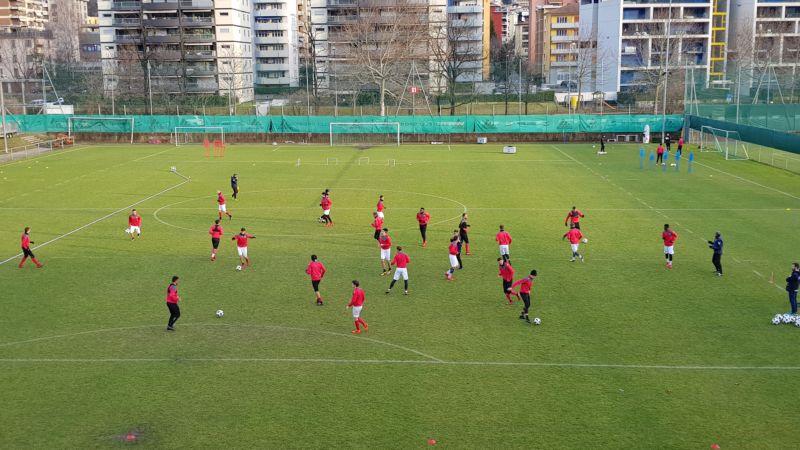 Lugano, il secondo doppio nel terzo giorno di preparazione