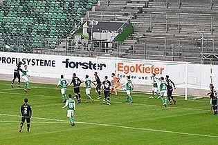 San Gallo battuto dal Mainz nel primo test