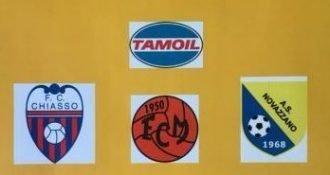 Triangolare Tamoil con FC Chiasso – FC Morbio – AS Novazzano