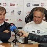 """Lugano, Tami: """"Domenica sarà una partita 'da Europa League', voglio vedere una reazione"""""""
