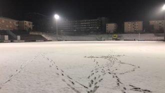 Amichevoli, la neve non dà tregua nemmeno al Servette: annullata la sfida di preparazione con il Saint-Étienne