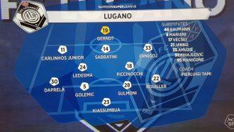 Losanna-Lugano, le pagelle: si salvi chi può!