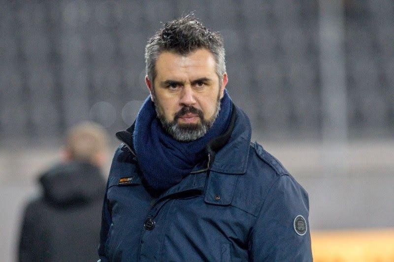 Boris Smiljanic resterà allo Sciaffusa