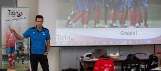 Comunicato Team Ticino, Cavin lascia