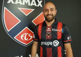 Neuchâtel Xamax, Çiçek torna per sei mesi a Sciaffusa