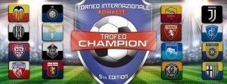 Roma Est Trofeo Champion: c'è anche il Lugano!