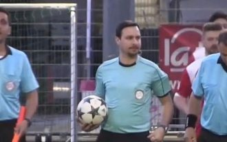 Arbitro di Seconda Lega designato per i Mondiali di Futsal in Colombia