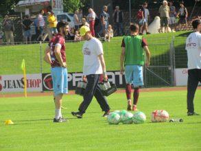 """AC Bellinzona – FC Winterthur, Tirapelle: """"Apprezzato lo spirito dei ragazzi. In questo modo possiamo arrivare lontano"""""""
