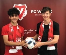 BCL: due 16enni firmano per il FC Vaduz