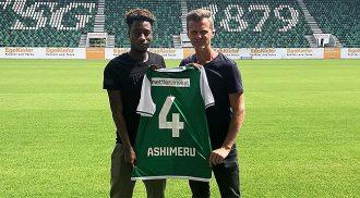 Calciomercato, Majeed Ashimeru non rimarrà a San Gallo: a giugno il centrocampista ghanese tornerà a Salisburgo