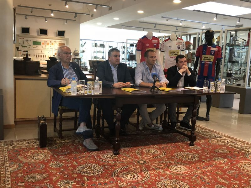 Conferenza stampa FC Chiasso