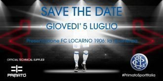 #save the date presentazione FC Locarno 1906: la ripartenza