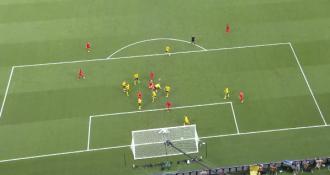 Russia 2018, quarto di finale Svezia-Inghilterra 0-2, il report