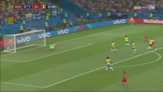 Russia 2018, quarto di finale Brasile-Belgio 1-2, il report