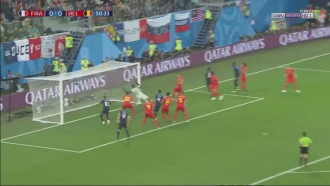 Russia 2018, analisi completa della semifinale Francia-Belgio