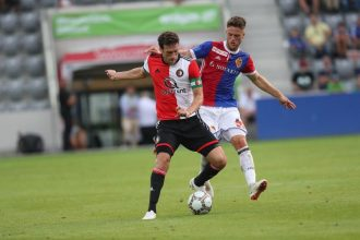 Uhren Cup, manita del Feyenoord al Basilea