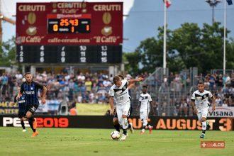 Casinò Lugano Cup, la presentazione di Lugano-Inter: bianconeri e nerazzurri a confronto il primo trofeo della stagione