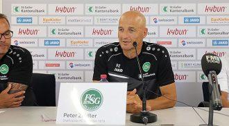 """RSL, San Gallo-Lugano, Zeidler: """"Abbiamo il potenziale per superare i bianconeri, ci servirà però una prestazione di livello"""""""