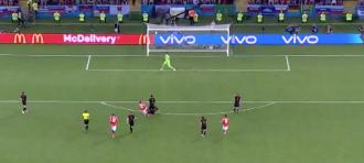 Russia 2018, quarto di finale Russia-Croazia 3-4, il report