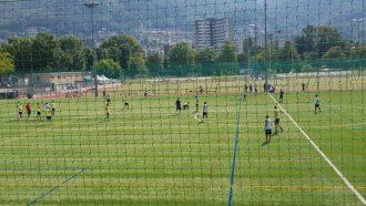 Lugano, sul sintetico la prima in gruppo di Marić