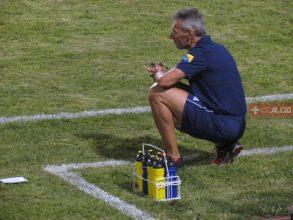 """HCS, Novazzano-Paradiso, mister Meroni: """"Il loro gol ci ha svegliato dal torpore iniziale, facendoci tornare di nuovo attivi"""""""