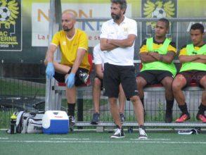 """2LI, Taverne-Lugano U21, mister Ganz: """"La mentalità è quella giusta, avanti così. E se fosse entrato il tiro di Mele…"""""""