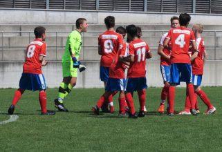 Calcio giovanile, la rappresentativa cantonale Under 12 al Lugano Winter Champions Trophy