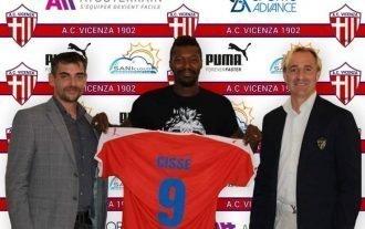 Calciomercato, Djibril Cissé da Yverdon a Vicenza. Ma in quale categoria?