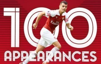 ENG, Xhaka fa 100 e l'Arsenal ingrana la quarta