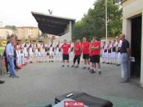 Presentazione FC Mendrisio, Croci Torti, completa fiducia in ogni giocatore