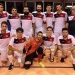 Calcio a 5 AMF: Team Ticino Lugano conquista la Coppa di Lega Italiana 2018