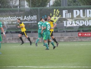 2LI: opportunità per Paradiso, Taverne e Lugano U21, anche il Novazzano deve farcela!