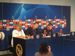 """Manchester United, de Gea: """"Non siamo abituati al sintetico, ma è solo una questione di pratica"""""""