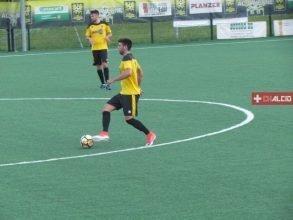 Test: Taverne-Castello 6-1, nel secondo tempo vince la preparazione