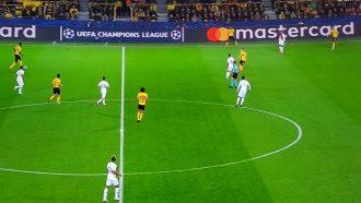 UCL, il derby svizzero va ai gialloneri del Dortmund