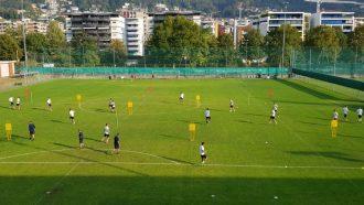 Lugano, cambio di programma: niente più viaggio a Verona, bensì test a Cornaredo con la Virtus Entella