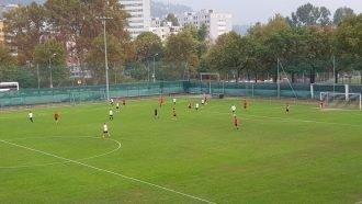 Lugano, sfida pre-serale di un'ora con l'Under 21