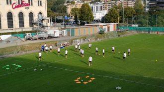 Lugano, e infine anche i nazionali tornarono alla base…