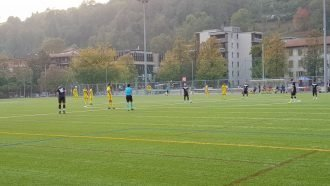 2LI, il Lugano U21 si sbarazza dell'Eschenbach con una manita