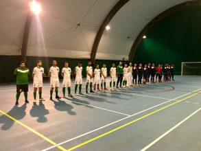 Calcio a 5 AMF: spettacolare pareggio del Team Ticino Lugano nella prima di Winter Cup contro il Lainate Futsal