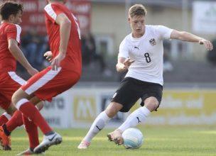 U18, il bianconero Lucio Soldini superato due volte: Svizzera kappaò in amichevole