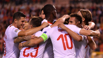 UEFA Nations League, c'è il Portogallo sulla strada della Svizzera