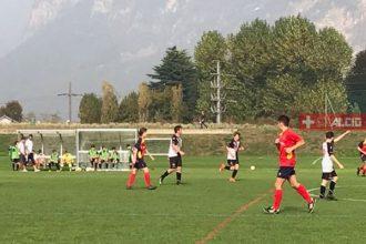 CCJL Allievi C: Team Matro sconfitto dal Mendrisio, il Lugano si laurea campione autunnale