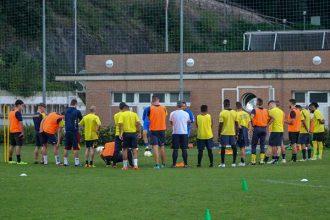 """4L Gruppo 1: Campionese, mister Miceli """"l'Agno vincerà il campionato a mani basse"""""""