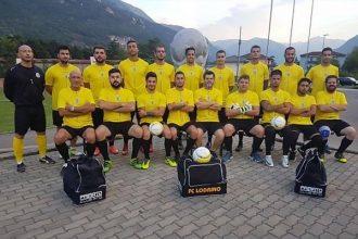 """5L Gruppo 2: Lodrino, mister Gasparro """"l'obiettivo è lottare per salire di categoria"""""""