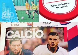 """La metodologia FilRougeSwiss su """"Il Nuovo Calcio"""""""